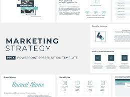 Sample Marketing Plan Powerpoint Marketing Strategy Presentation Template By Jetz Templates