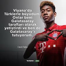 Galatasaray da gelecek sezon için düşündüğü. Alaba Galatasaray Taraftari Olarak Yetistim Infografikler Yeni Safak