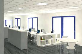 blue white office space. Remarkable Flexible Space Blue White Office P