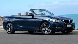 black bmw convertible 2015. Delighful 2015 2015 BMW 220i Sport Line Throughout Black Bmw Convertible 3