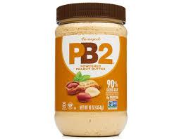 pb2powdered peanut er