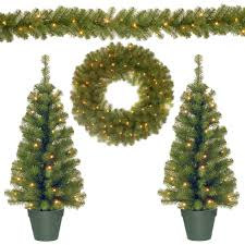 Promotional Led Lights National Tree Co Promotional Assortment With Battery