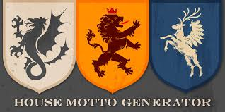 Got Banner Maker Game Of Thrones House Motto Generator Ny Daily News