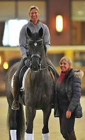 Ulla Salzgeber takes over Kittel's Peterhof contract - News -  Horsetalk.co.nz