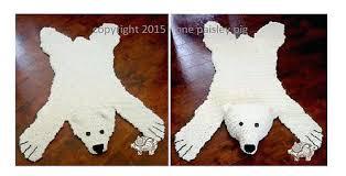 polar bear rug without head skin polar bear skin rug