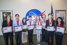 nasa gifted dupont essay winners share passions view larger image