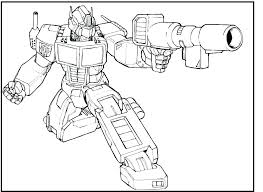 Bumblebee Coloring Pages Transformer Bumblebee Coloring Pages