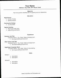 High School Resume Template Microsoft Word Ir8e High Schoolnt Resume