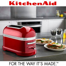 kitchenaid artisan 2 slot toaster empire rot