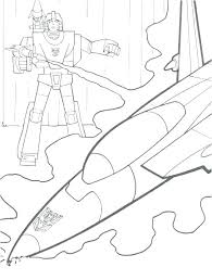 Transformers Printable Coloring Pages Dr Schulz