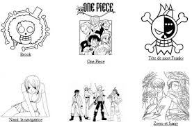Disegni Da Colorare One Piece