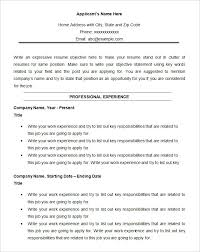 template for chronological resume best assignment writing tips and services assignmentsupport uk