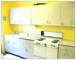 old vintage metal kitchen cabinets retro white and s mid remarkable kitche