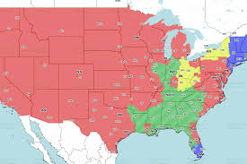 Ravens Vs Chiefs Broadcast Map Baltimore Beatdown