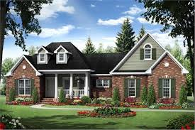 Eplans French Country House Plan  Gourmet Kitchen And Modern French Country Ranch Style House Plans