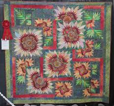 More from AQS Chattanooga – Prize-winning Large Quilts / Gail ... & Magnolia, by Claudia Clark Myers, Duluth, MN, and Marilyn Badger, St Adamdwight.com
