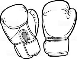 boxing gloves coloring pages attractive 44 new boxing gloves coloring pages