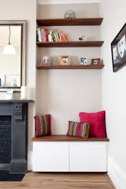For Bookcases In Living Rooms 17 Best Ideas About Living Room Bookshelves On Pinterest Family