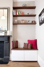 Living Room Shelves And Cabinets 17 Best Ideas About Living Room Bookshelves On Pinterest Family