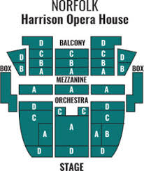 Harrison Opera House Norfolk Virginia Symphony Orchestra
