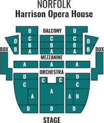 Virginia Beach Farm Bureau Live Seating Chart Harrison Opera House Norfolk Virginia Symphony Orchestra