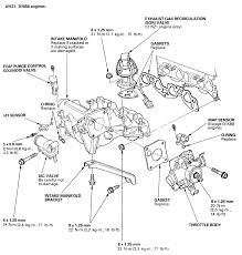 Array repair guides engine mechanical intake manifold rh