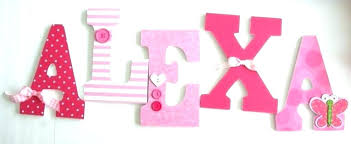 how to decorate wooden letters for nursery wooden letters decoration decorative wooden letters for walls decorative