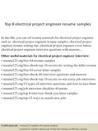 topelectricalprojectengineerresumesamples lva app thumbnail jpg cb