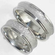 matching silver wedding bands. unique matching wedding bands his and hers silver