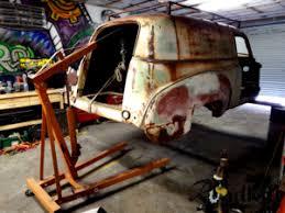 1950 chevrolet sedan delivery gm b body chis swap