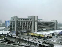garden inn hotel. Hilton Garden Inn Hotel Krakow: - View Over Old Forum