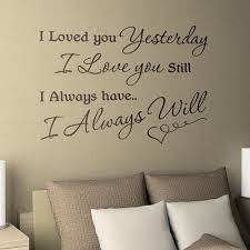 I Love Wall Quotes Inspiring Quotes Pinterest Romantic Adorable Love Wall Quotes