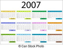 Calendario 2007 Mexico 2007 Calendar Images And Stock Photos 131 2007 Calendar