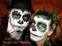 photo of pacific face painting san francisco ca united states dia de