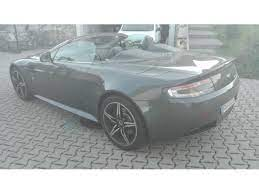 Aston Martin V8 Vantage Chf 110 339 Occasion Gebrauchtwagen Bilder Auto Online Ch