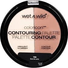 contour makeup kit walmart. wet n wild color icon contouring palette contour makeup kit walmart