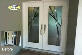 full size of modern glass front door canopy panel exterior stained doors decorating surprising inserts with