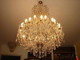 image of antique italian chandeliers contemporary