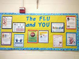 office board ideas. Bulletin Board Office Ideas The Flu And You In My Health