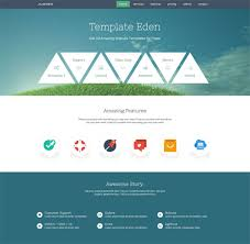 one page website template 15 free one page html psd website templates web graphic