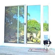 sliding screen door with dog door screen dog door insert pet doors for sliding glass doors