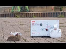 Syma X22W <b>FPV Wifi Mini Drone</b> - Brotherhood - YouTube