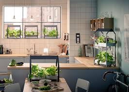 Hydroponic Kitchen Garden Ikea Moves Into Indoor Gardening With Hydroponic Kit Nature