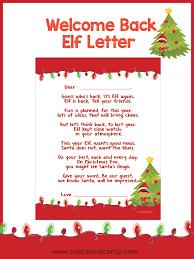 elf wel e back letter
