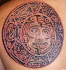 значение ацтекских татуировок значение ацтекских тату тату салон