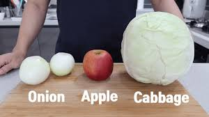 How to Make Cabbage Kimchi - Aaron & Claire