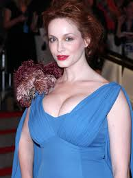 Christina hendricks is the only celebrity i've ever heard grown women squeal over. Christina Hendricks Discusses Her Curves