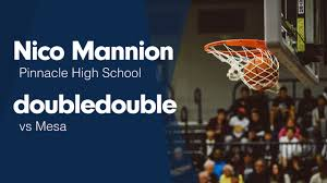 vs Mesa - Nico Mannion highlights - Hudl