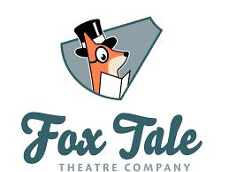 Theatre Company Logo Design Fox Tale Theatre Logo By Annamaria Ward On Dribbble