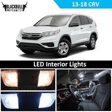 2018 Honda Crv Dome Light Details About White Led Interior Light Replacement Kit Fits 2013 2018 Honda Cr V Crv 12 Bulbs